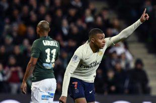 Mbappe schießt PSG zum Sieg gegen den Rekordmeister