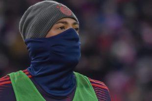 Jerome Boateng fehlt den Bayern krankheitsbedingt