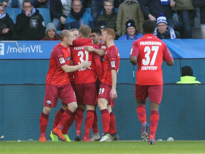 Paderborn siegt mit 2:1 in Bochum