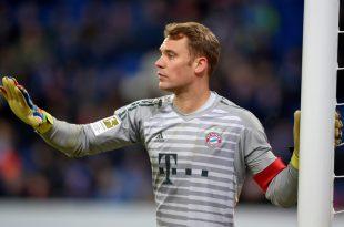 Könnte sein Comeback gegen Augsburg feiern: Manuel Neuer