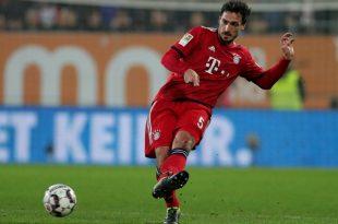 Mats Hummels fehlt gegen Hertha krankheitsbedingt