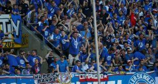 Das Spiel Kiel gegen Union Berlin ist ausverkauft