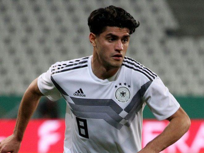 Mahmoud Dahoud erzielte das 1:0 für die U21-Elf