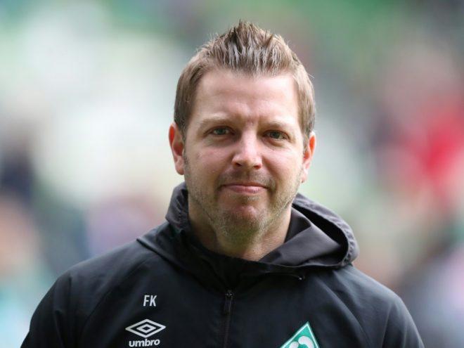 Florian Kohfeldt mit Trainerpreis 2018 ausgezeichnet