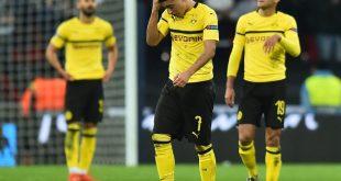 Dortmund steht nach dem 0:3 im Hinspiel unter Zugzwang