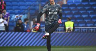 Zidane setzt Courtois gegen Vigo auf die Bank