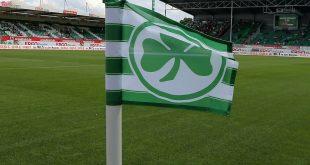 Sturmwarnung in Fürth: Spiel gegen Dynamo ist abgesagt