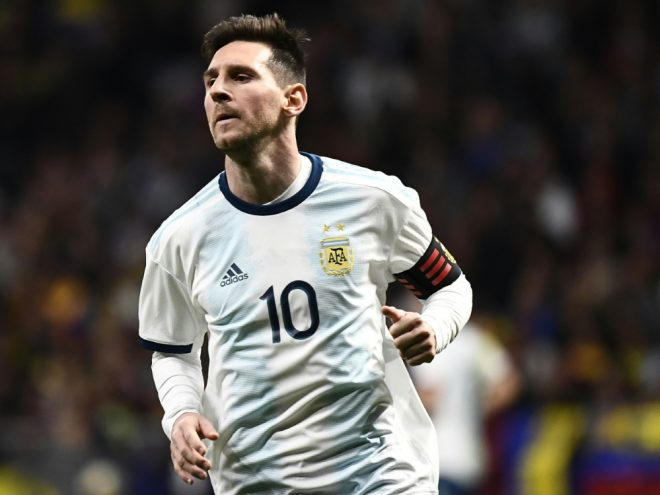 Messi verliert bei seinem Comeback gegen Venezuela