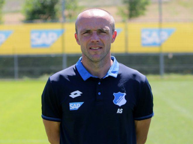 Ab Sommer Hoffenheimer Cheftrainer: Alfred Schreuder