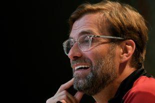 Jürgen Klopp freut sich auf den Titelkampf in England