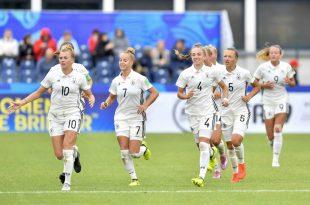 Frauen-Nationalteam belegt Platz zwei der Weltrangliste