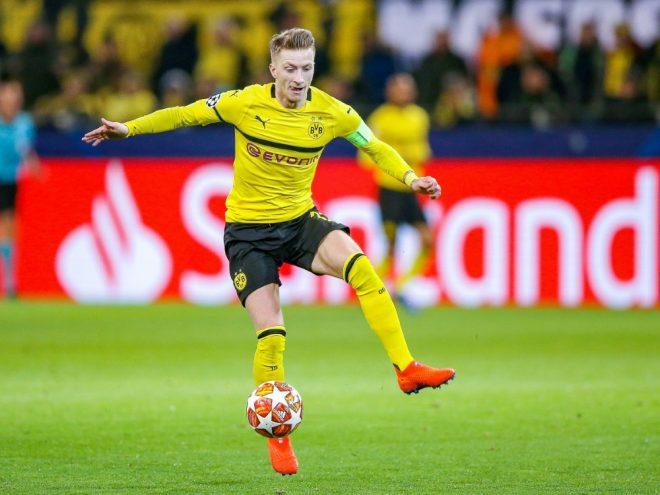 Reus fehlt gegen Wolfsburg