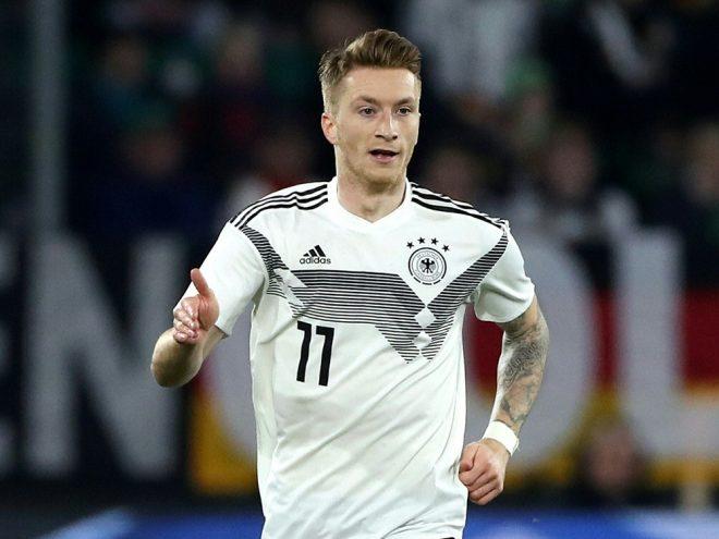 Löw lässt Reus gegen die Niederlande auf der Bank