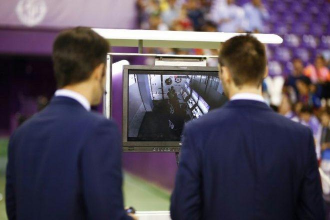 Verband versichert: VAR-Raum während des Spiels besetzt
