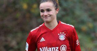 Lina Magull schoss die Bayern auf die Siegerstraße