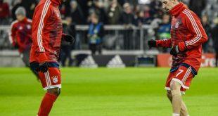 Alaba und Ribery in der Startelf gegen Liverpool