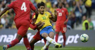 Brasilien nicht überzeugend beim Testspiel gegen Panama