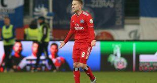 HSV lässt Ex-Nationalspieler Holtby ziehen