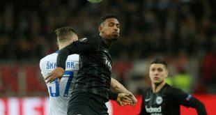Haller und die Eintracht erzielten gegen Inter ein 0:0