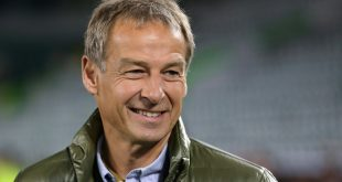 Jürgen Klinsmann ist Botschafter für die EM 2020