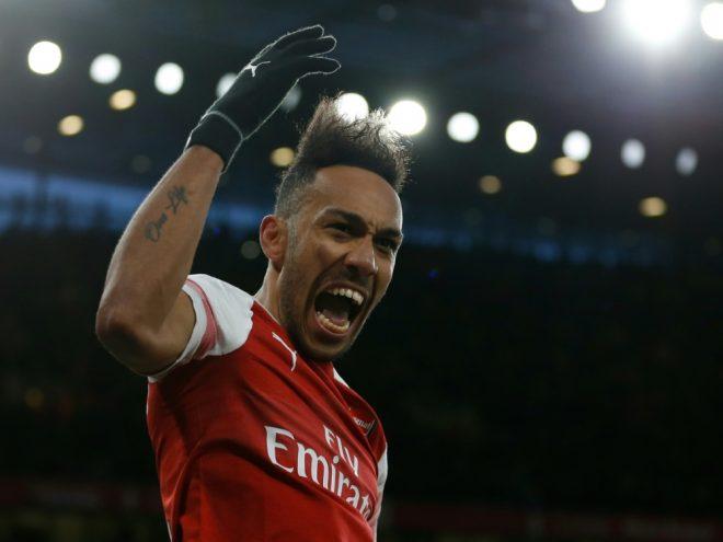 Matchwinner: Aubameyang trifft doppelt gegen Rennes