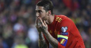 Sergio Ramos traf per Strafstoß