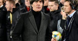 Bundestrainer Löw sauer über Foul an Sane