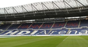 Die HDI-Arena in Hannover