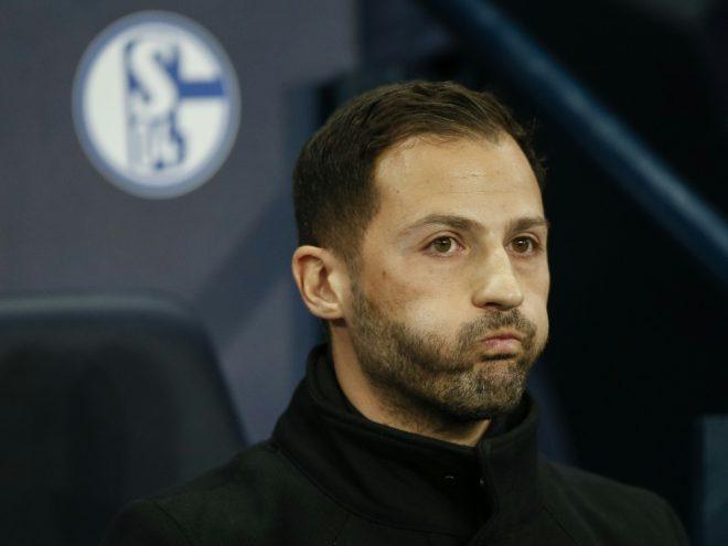 Nach CL-Debakel: Schalke 04 stellt Domenico Tedesco frei