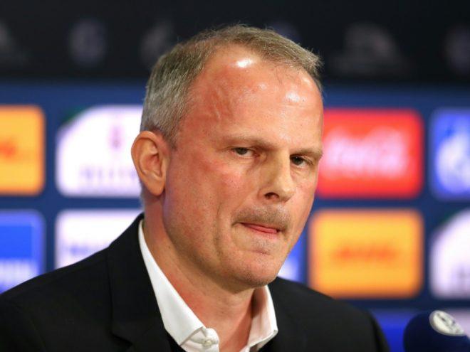 Schalkes Sportvorstand Jochen Schneider schlägt Alarm
