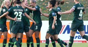 Wolfsburg gewinnt gegen Freiburg mit 3:2