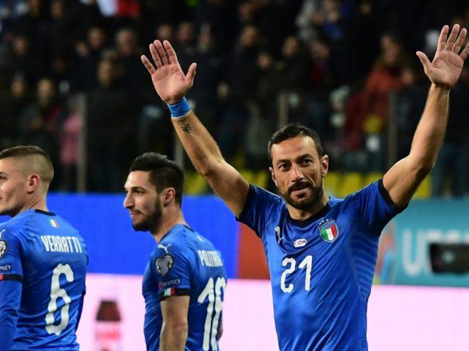Italien feiert sechs Tore gegen Liechtenstein