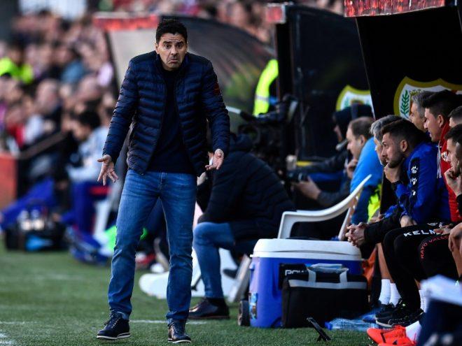 Trainer Michel bei Rayo Vallecano entlassen