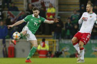 Weißrussland mit 1:2-Niederlage gegen Nordirland