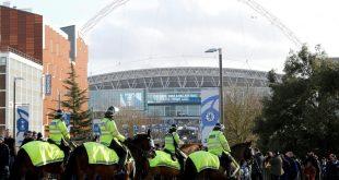 Festnahmen in England