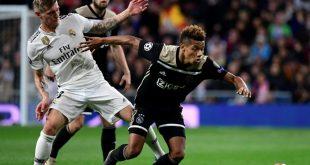 Toni Kroos (l.) und Real Madrid scheiden aus