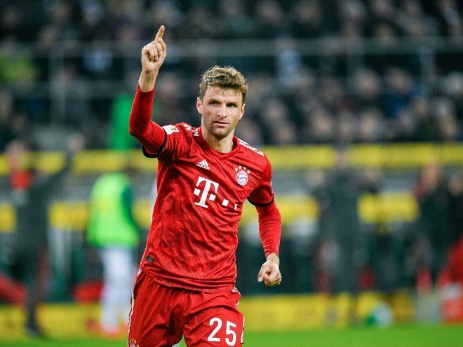 Thomas Müller gibt sich kämpferisch