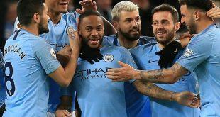 City feiert Sterling-Dreierpack gegen Watford