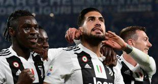 Emre Can trifft - Juventus Turin gewinnt souverän