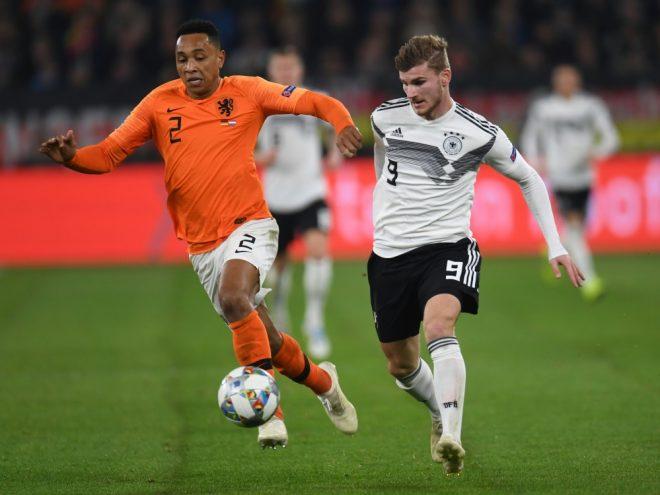 Wettanbieter: Werner (r.) und DFB-Elf Außenseiter