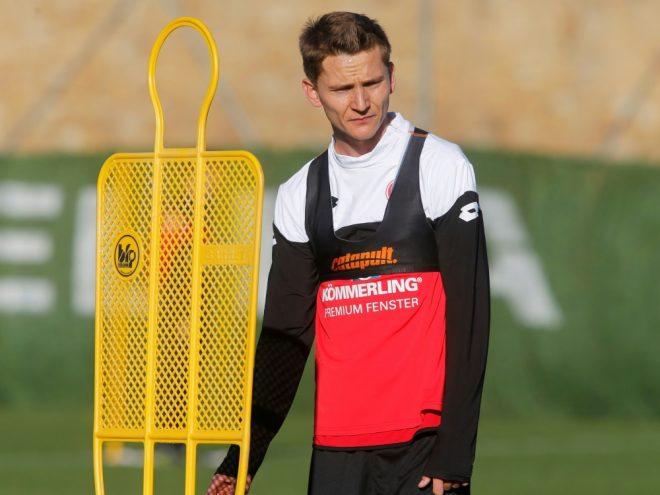 Mainzer Niko Bungert beendet Profikarriere