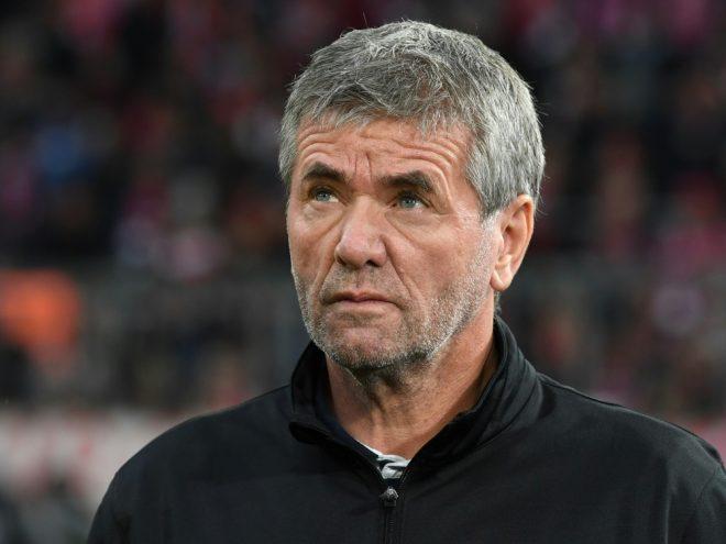 Funkel kritisiert Schiedsrichter und Videobeweis