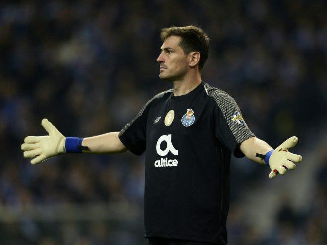 Iker Casillas verlängert bis 2020 beim FC Porto