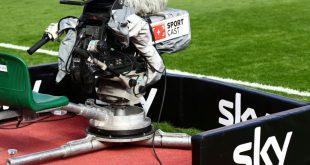 Bayern gegen Heidenheim wird live bei Sky übertragen