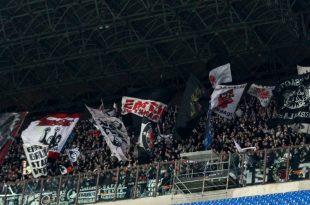 Eintracht-Fans hatten in Mailand Pyrotechnik abgebrannt