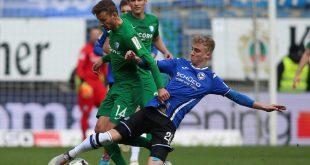 Bielefeld gewinnt Westfalen-Derby