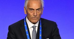 FIGC-Präsident Gravina will mit China kooperieren