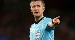 Orsato leitete das Bayern-Gruppenspiel gegen Lissabon
