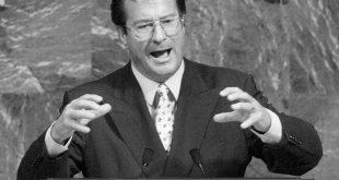 Klaus Kinkel ist im Alter von 82 Jahren verstorben