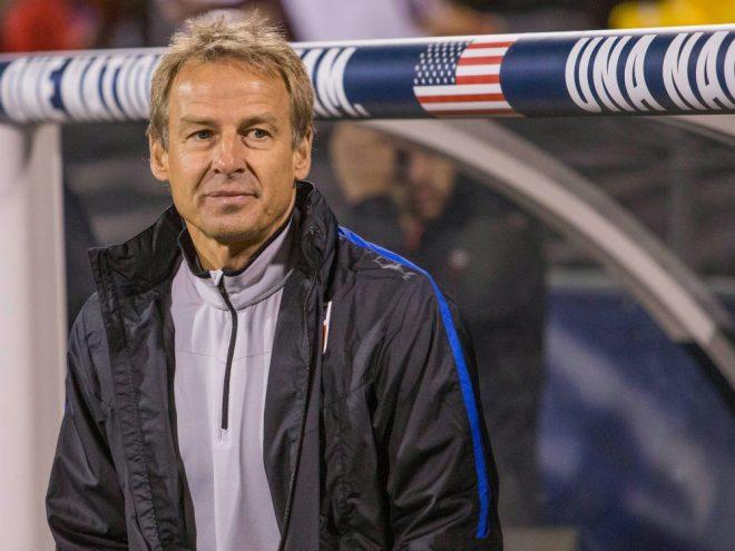 Kritisiert VFB-Umgang mit Buchwald: Jürgen Klinsmann